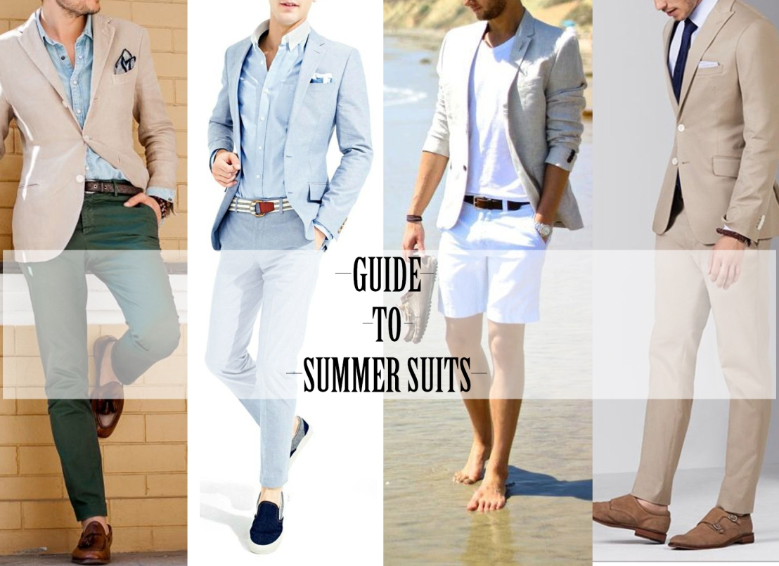 Summer Suit Guide